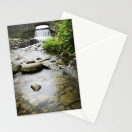 Small Waterfall Stationery Cards