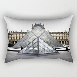 Louvre Rectangular Pillow