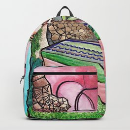Arch Garden Backpack