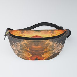 Surreal world Fanny Pack
