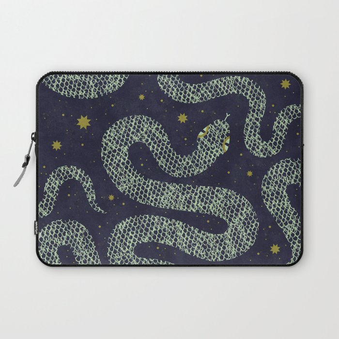 Space Serpent Laptop Sleeve