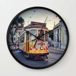Tram 28 Wall Clock