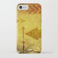 arrows iPhone & iPod Cases featuring Arrows by Leah M. Gunther Photography & Design