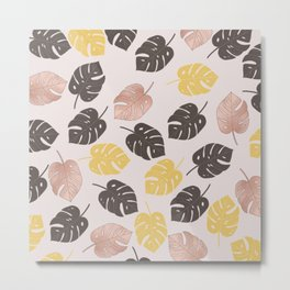 tropical pinks Metal Print
