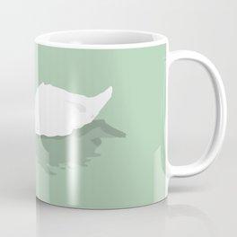 Green Swan Coffee Mug