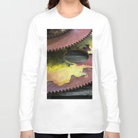 gears of war Long Sleeve T-shirts featuring Gears by Clara James