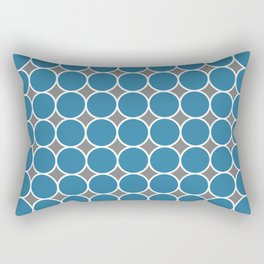 ponovan (blue) Rectangular Pillow