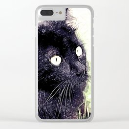 Sully Clear iPhone Case