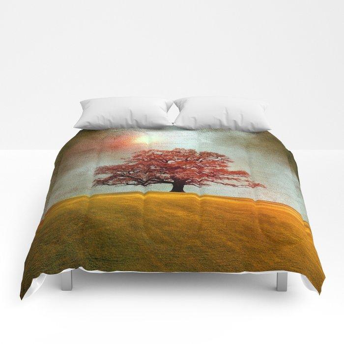 Energy & love (colour option) Comforters