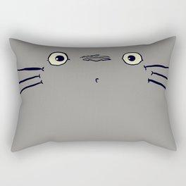 Sweet Neighbour Face Rectangular Pillow