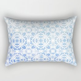 SOFT WATERCOLOR ORNAMENT Rectangular Pillow