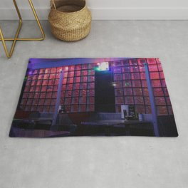 Table in Diner Rug