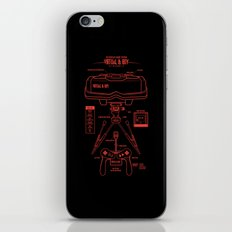 Virtual & Boy iPhone & iPod Skin