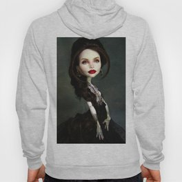 Monster Angelina Doll Hoody