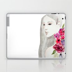 Face&flowers Laptop & iPad Skin