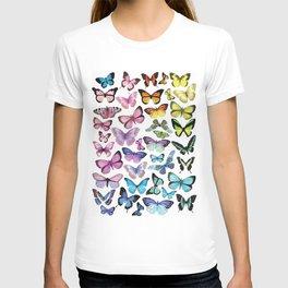 Butterfly Rainbow T-shirt