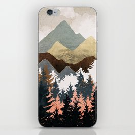 Forest View iPhone Skin