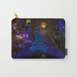 Astral Travel One with the Universe Carry-All Pouch