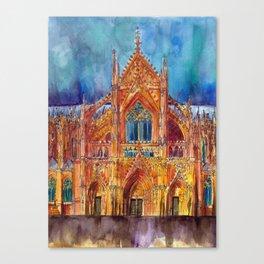 Colonia Canvas Print