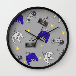 Nintendo Love Wall Clock