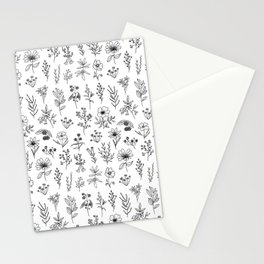Little Patagonian Wildflowers Stationery Cards