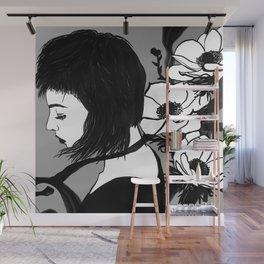 Anemone Wall Mural