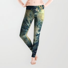 ALTERED Sharpest View of Orion Nebula Leggings