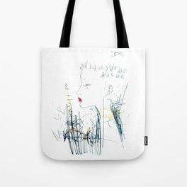 Mohawk Fantasy Tote Bag
