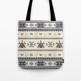 Ethnic patterns Tote Bag