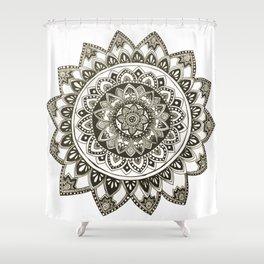 Fiji Mandala Shower Curtain