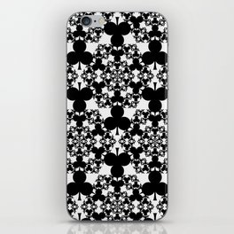 Clubs iPhone Skin