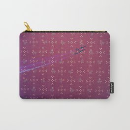 Flying on Wallpaper Carry-All Pouch