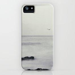 Silk Horizons iPhone Case