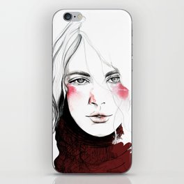 oh, Dear iPhone Skin
