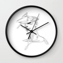 Avert Wall Clock