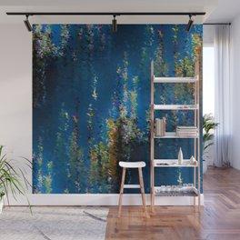 Floral Underwater Wall Mural