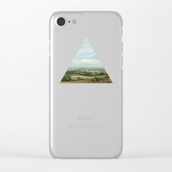 I Can See For Miles Clear iPhone Case