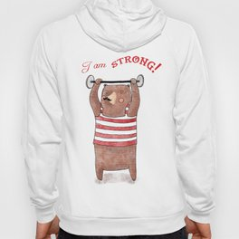 I am strong Hoody