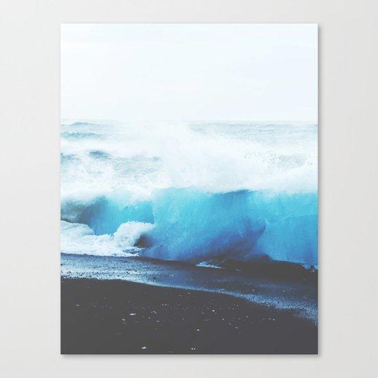 I Want The Ocean Now #society6 Canvas Print