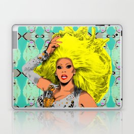 "TV Queens - Drag Race ""RuPaul"" Laptop & iPad Skin"