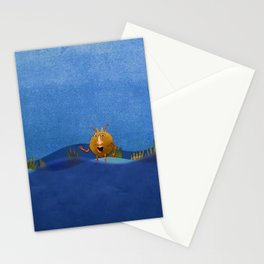 from The Urchin's Fellowship featuring Brother Changurro  Stationery Cards