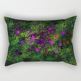 Mystic bush Rectangular Pillow