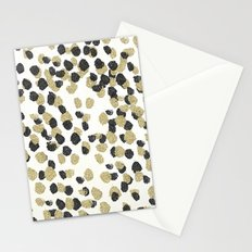 Leopard Glam Stationery Cards