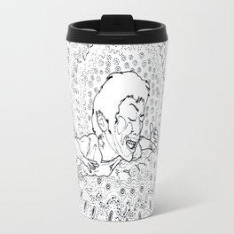 Mandala001 Travel Mug