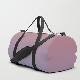 BUTTERFLY'S DREAM - Minimal Plain Soft Mood Color Blend Prints Duffle Bag