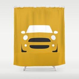 Mini Cooper ( 2007 ) Shower Curtain