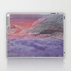 abstract composition with sunset Laptop & iPad Skin