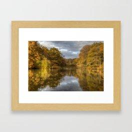 Autumn Ponds - 2 Framed Art Print