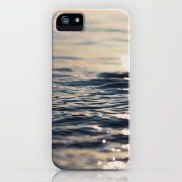 Contemplation 2 iPhone Case