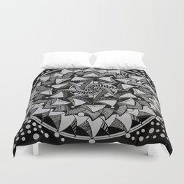Mandala 004 Duvet Cover